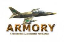 """Інтернет-магазин масштабних моделей """"Armory"""""""
