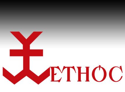 Логотип благодійної організації Етнос