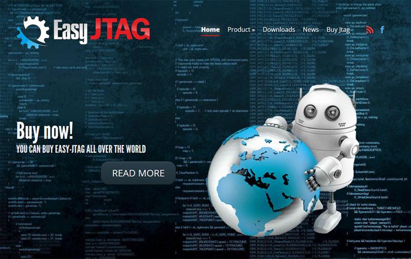 Виробник мобільного обладнання EasyJtag