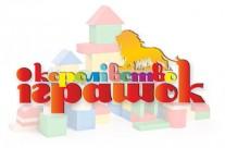 """Логотип інтернет-магазину """"Королівство Іграшок"""""""