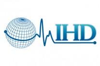 Логотип для медичного сервісу IHD