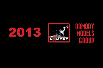 Календар для Armory Models Group