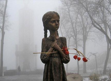 Сайт присвячений Голодомору 1932-33р.