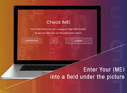 Сайт-довідник телефонних IMEI