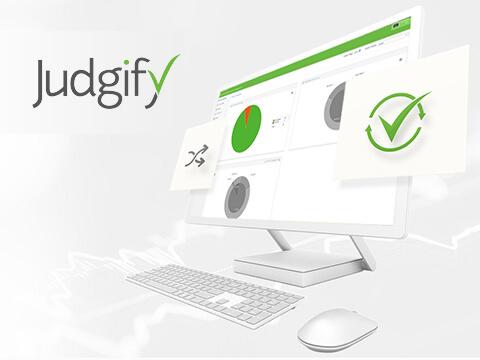 Сайт для системи планування Judgify (Сінгапур)